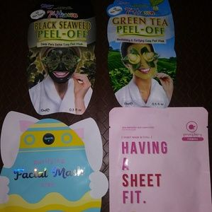 Lot of face mask